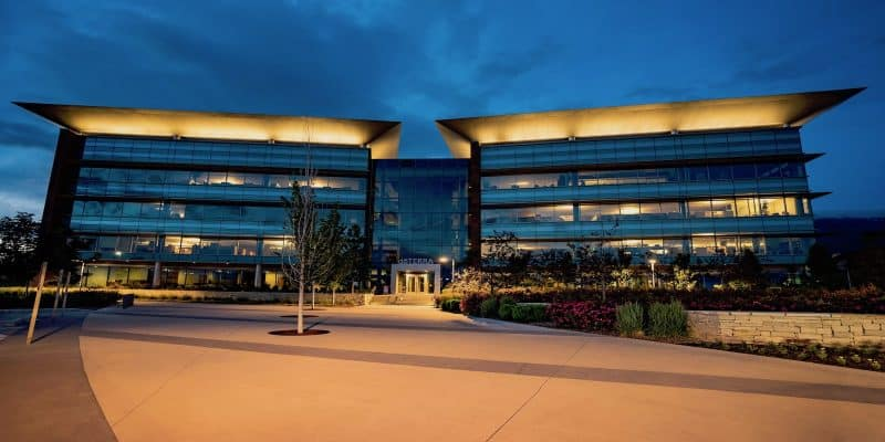 doterra head office-Utah