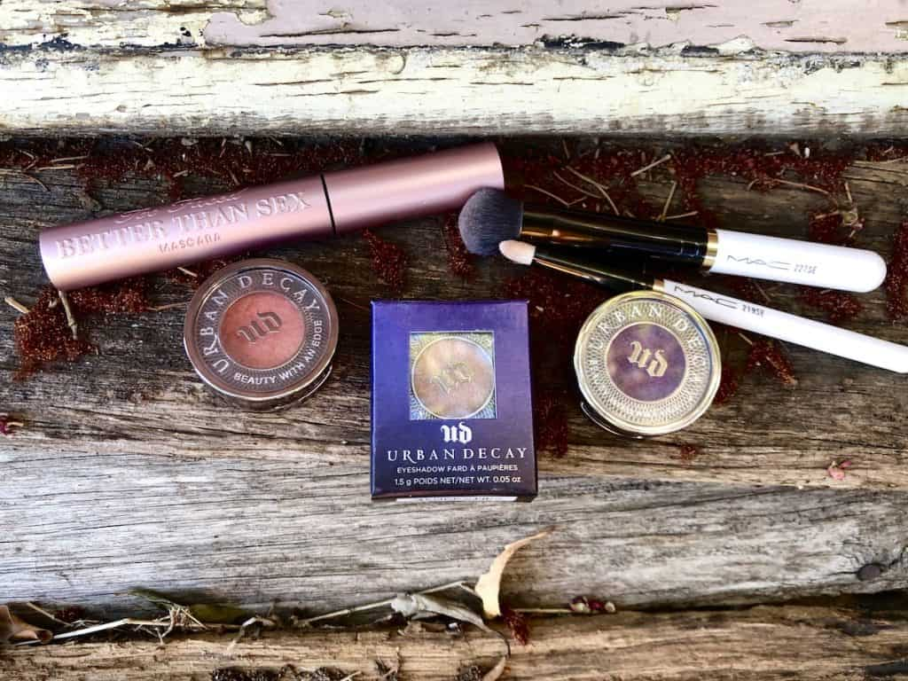 Collection of my makeup